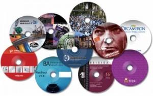impresión de dvds personalizacion.