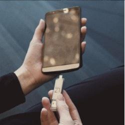 memorias usb para móviles iphone android.