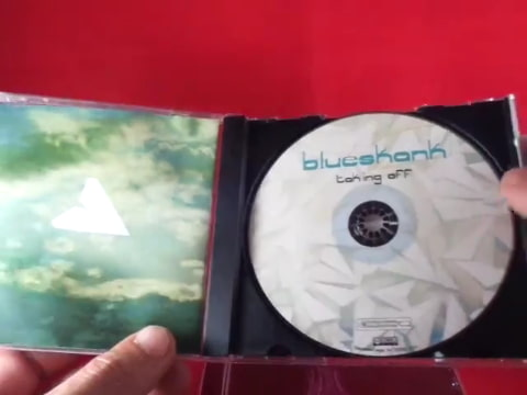 Porta cds caja jewel bandeja negra.
