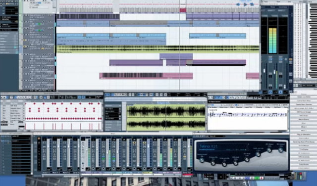 Grabar musica software.