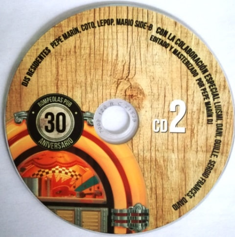 Disco compacto o compact disc
