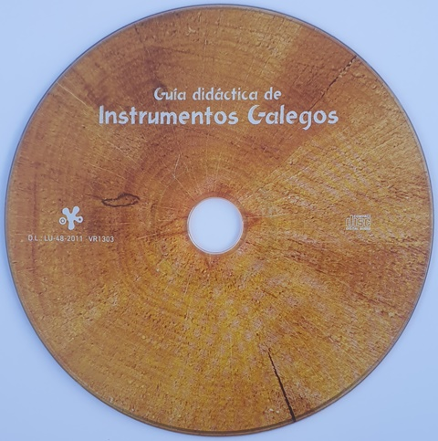 Ejemplo de Carátulas originales para Cd.