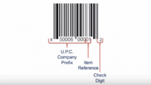Código de barras UPC