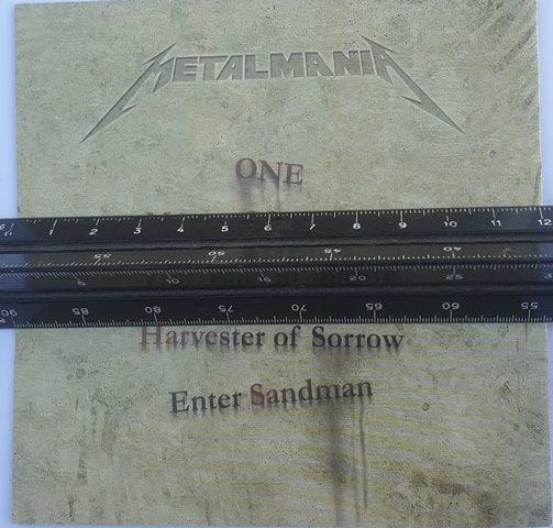 Medidas caja cd contraportada del libreto.
