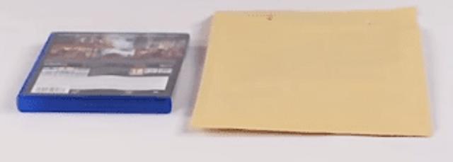 Sobres acolchados para Dvd